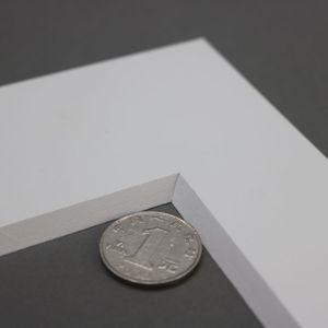 5mm厚度白卡纸
